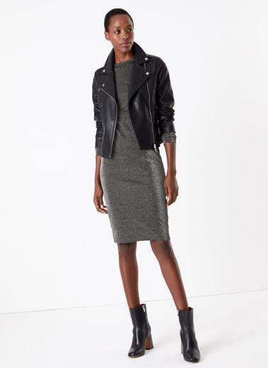 Marks & Spencer Elbise Gri